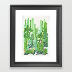 TYPICAL Framed Art Print