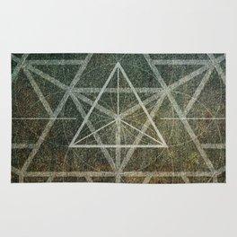 Tetrahedron Ignis Rug