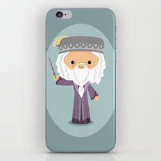 The Only One He Ever Feared iPhone & iPod Skin