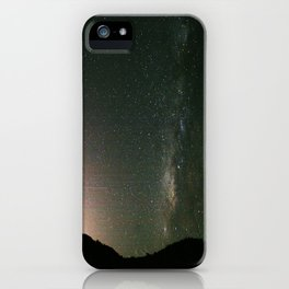 The Way That is Milky iPhone Case