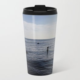 You make me brave Travel Mug