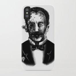 Zombie Marti iPhone Case