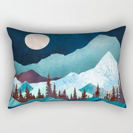 Moon Bay Rectangular Pillow