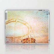Whimsy Ride II Laptop & iPad Skin