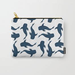 Taro Patch Design Whale Shark Carry-All Pouch