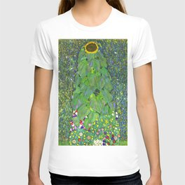 Sunflower - Gustav Klimt T-shirt