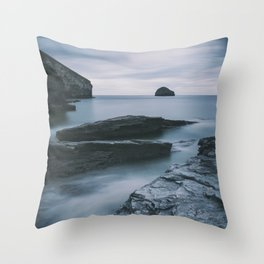 On the Waterfront II Throw Pillow
