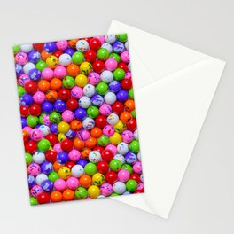Jawbreaker Real Candy Pattern Stationery Cards