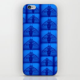 Blue Collar Workers iPhone Skin