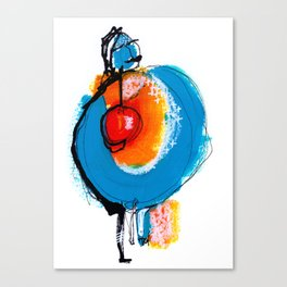 What Lies at the Core Canvas Print