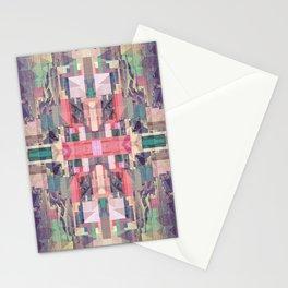 Mountain//Glitch Stationery Cards