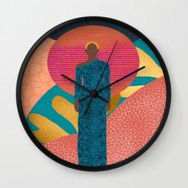 Kasha Wall Clock