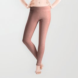 Rose gold - Touch of Rose Leggings