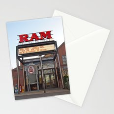 The Ram Stationery Cards