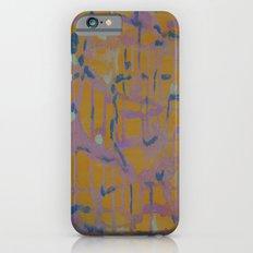 Pastel Map Slim Case iPhone 6s