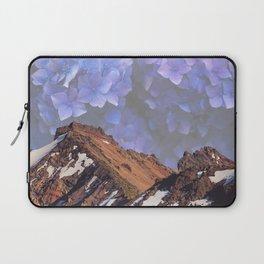 Hydrangea Hills Laptop Sleeve