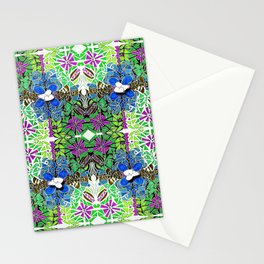 Symmetrical Mouse (-106) Stationery Cards
