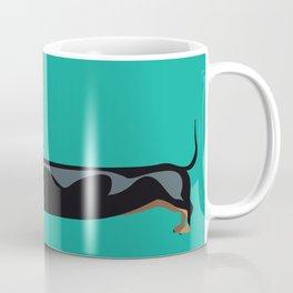 dachshund - wiener dog - i love my wiener Coffee Mug