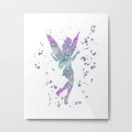 Tinker Bell Disneys Metal Print
