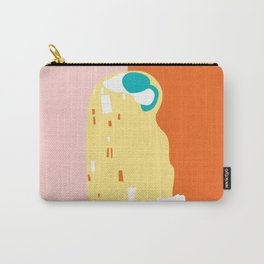 The Kiss Risograph Carry-All Pouch