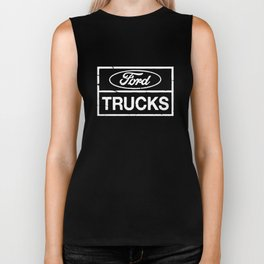 Ford Trucks Officially Licensed Slogans Sayings Statements Truck T-Shirts Biker Tank