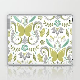 Butterfly Damask - Spring Mod Laptop & iPad Skin