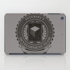 Intersect Dev Team iPad Case