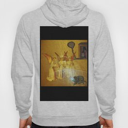 ABRAHAM AND THE THREE ANGELS Hoody