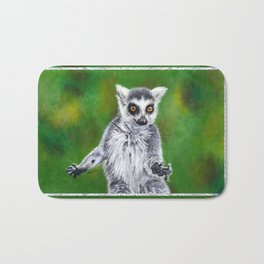 Maky - Ring Tailed Lemur Bath Mat