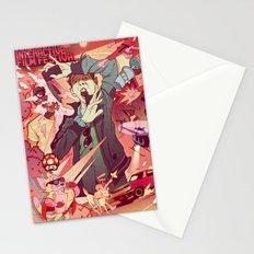 Machinima Film Festival Stationery Cards