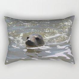 Seal 4 Rectangular Pillow