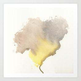 Litmus No. 10 Art Print