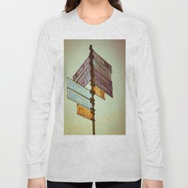 Oh, Suomi (Finland) Long Sleeve T-shirt