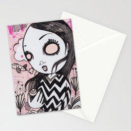 I lost my eyeballs. Stationery Cards