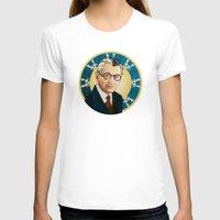 kurt rahn T-shirts featuring Kurt Gödel by Renee Bolinger