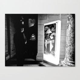 LONDON MUSEUM LIGHT Canvas Print