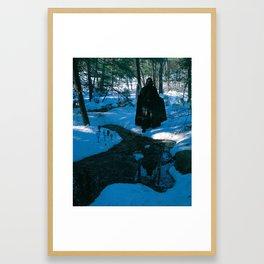 8 of Cups Framed Art Print