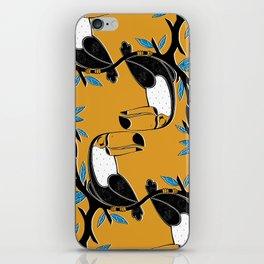 Tucano Pattern iPhone Skin