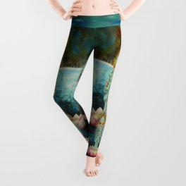 Quan Yin Leggings
