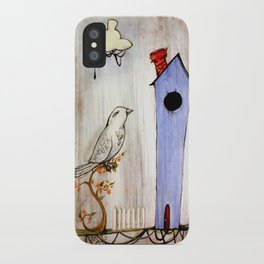 BIRD #3 iPhone Case