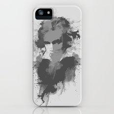 BEETHOVEN iPhone (5, 5s) Slim Case
