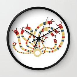 LERNAEAN HYDRA Wall Clock