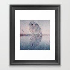 bird-189 Framed Art Print