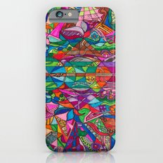 Colorful Abstract iPhone 6s Slim Case