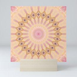 Mandala Hippie Mini Art Print