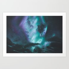 Aurora Borealis III Art Print