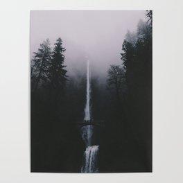 Multnomah Falls II Poster