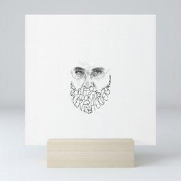 Scruffy-Looking Nerf Herder Mini Art Print