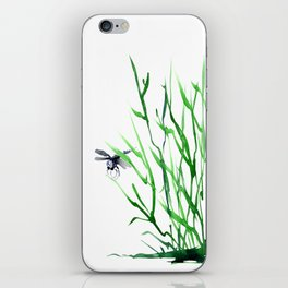 Dragonfly iPhone Skin