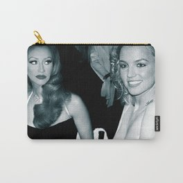 FEUD: BRITNEY AND CHRISTINA Carry-All Pouch